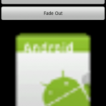 Fade In and Fade Out in Android