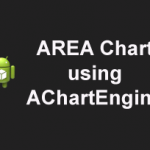 Android Drawing Area-Chart graph using AchartEngine library