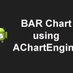 Android Drawing Bar-Chart graph using AchartEngine library