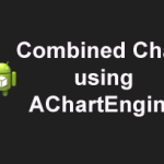 ANDROID DRAWING COMBINED-CHART GRAPH USING ACHARTENGINE LIBRARY