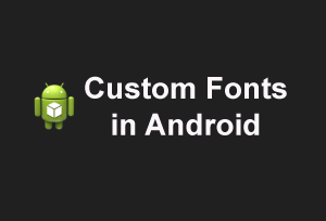 customfonts