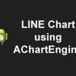 Android Drawing Line-Chart graph using AchartEngine library
