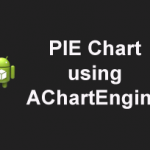 ANDROID DRAWING PIE-CHART GRAPH USING ACHARTENGINE LIBRARY