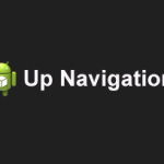 Make an Activity Parent using Up Navigation in Android