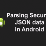 Simple JSON Parsing Example in Android – Part V